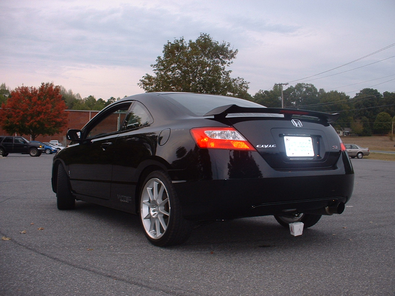 2007 Honda Civic #20 Honda Civic #20