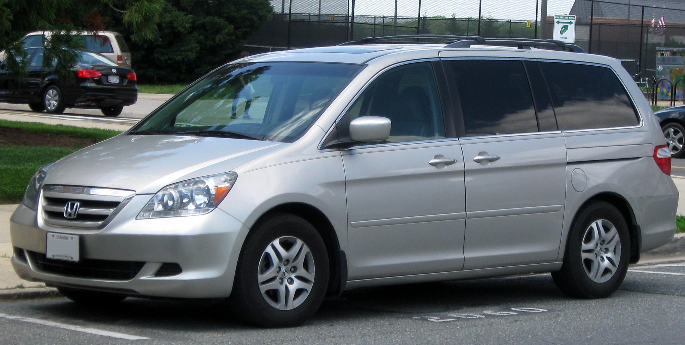 2007 Honda Odyssey Image 22
