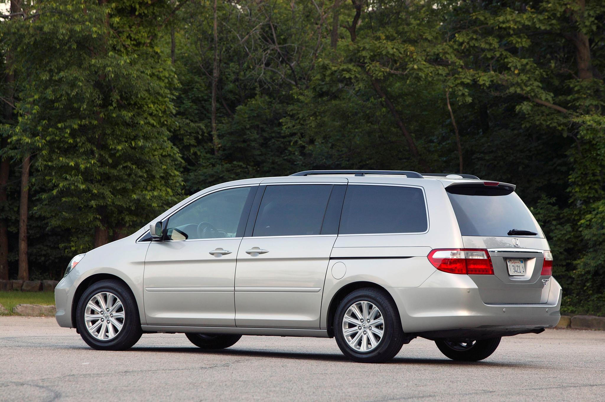 2007 Honda Odyssey #17 Honda Odyssey #17