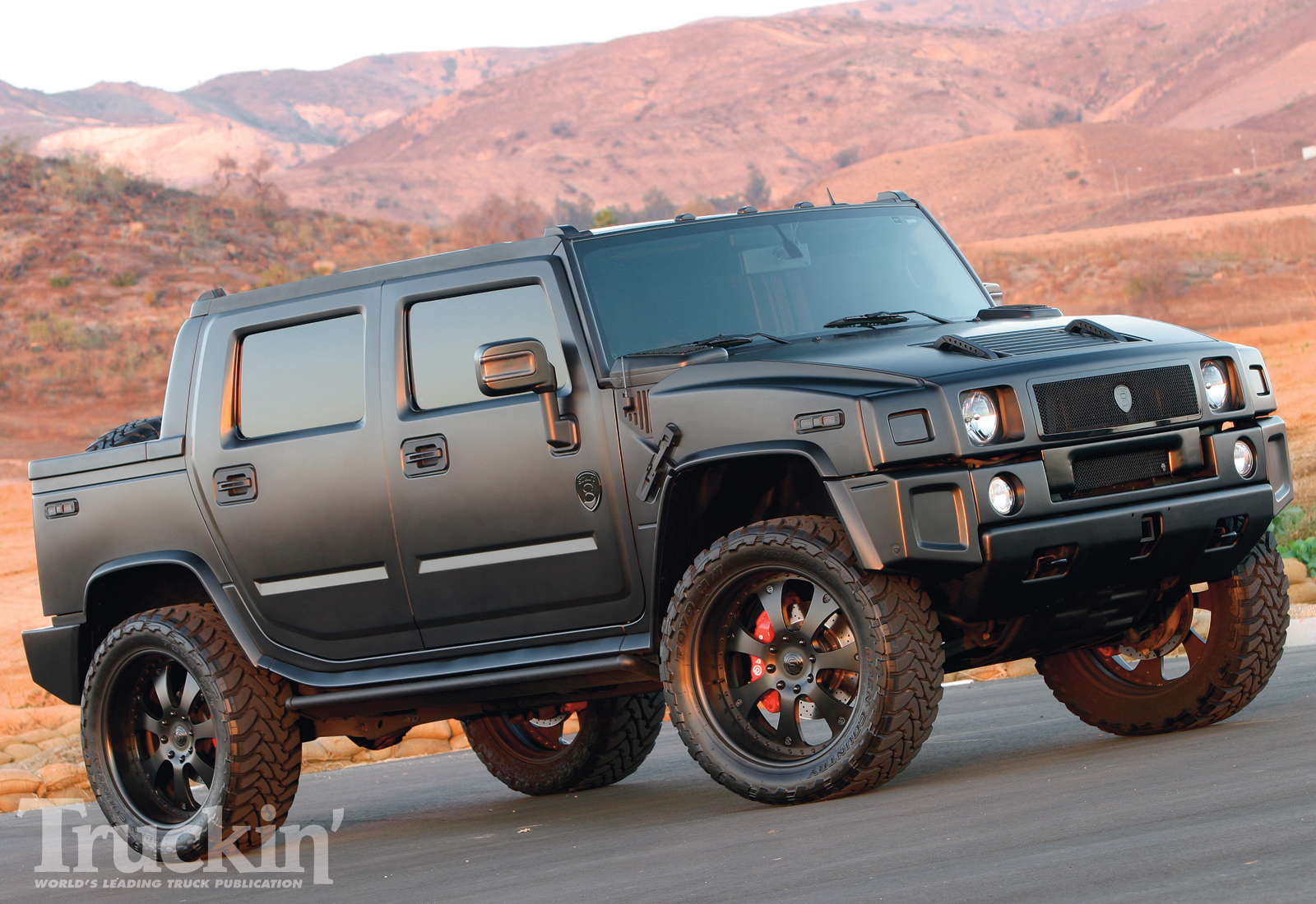 2007 hummer h2 sut information and photos zombiedrive hummer h2 sut 17 vanachro Gallery