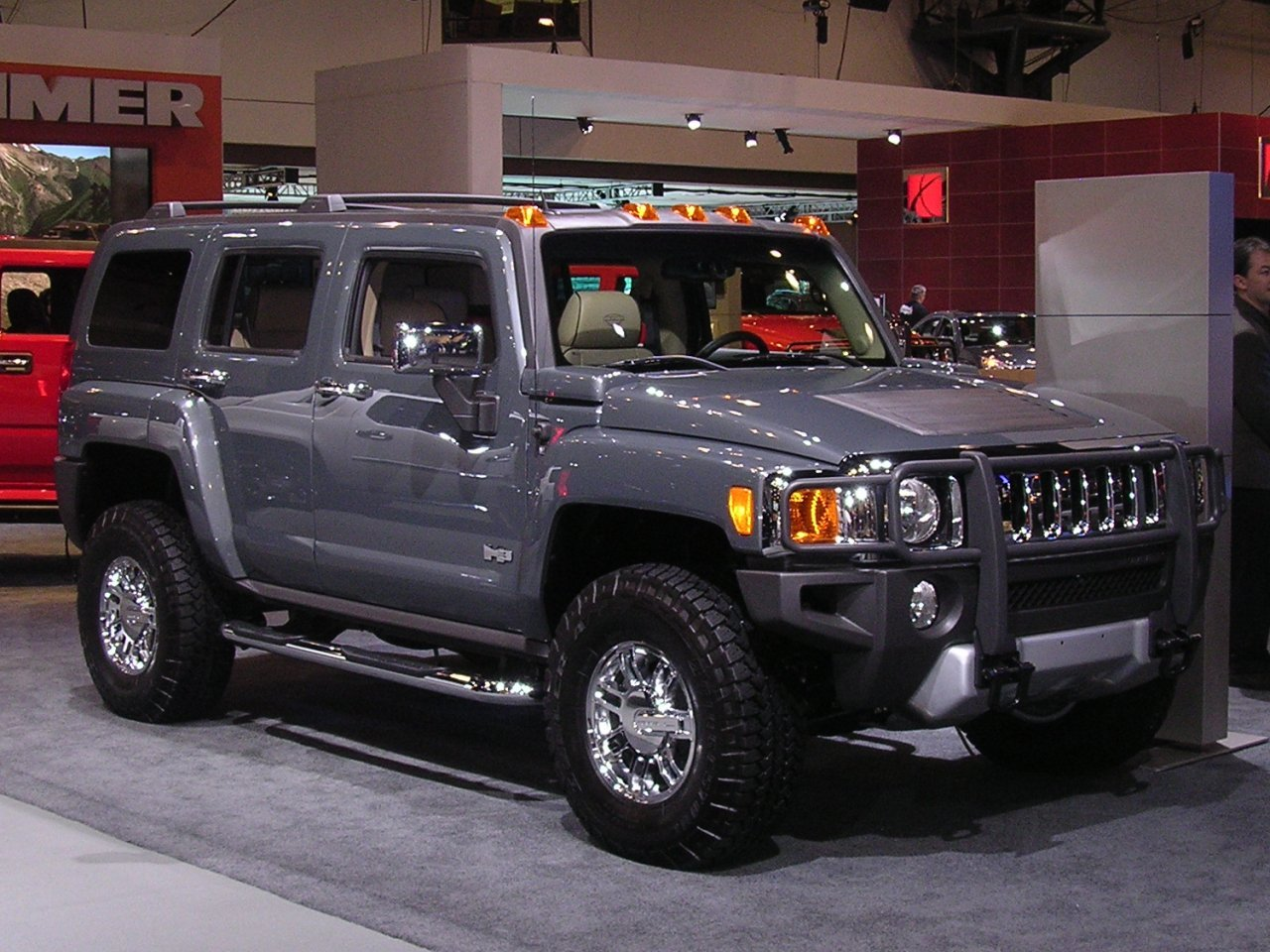 2007 hummer h3 information and photos zombiedrive 2007 hummer h3 17 hummer h3 17 vanachro Images