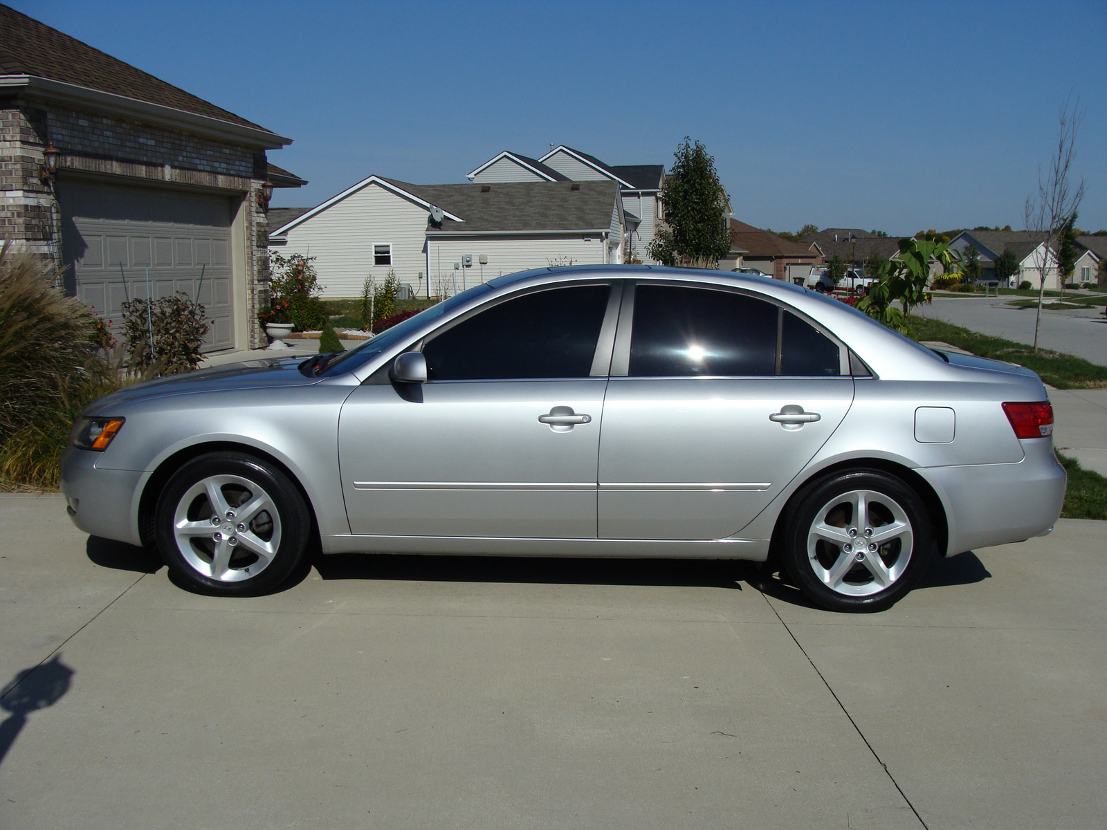 2007 Hyundai Sonata #15 Hyundai Sonata #15