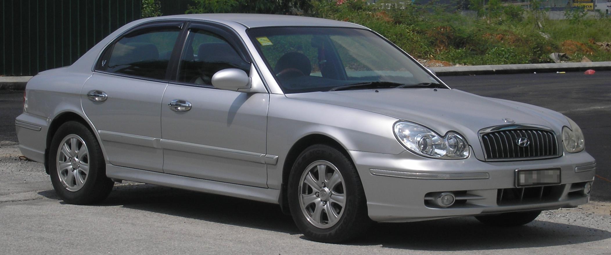 2007 Hyundai Sonata Image 17