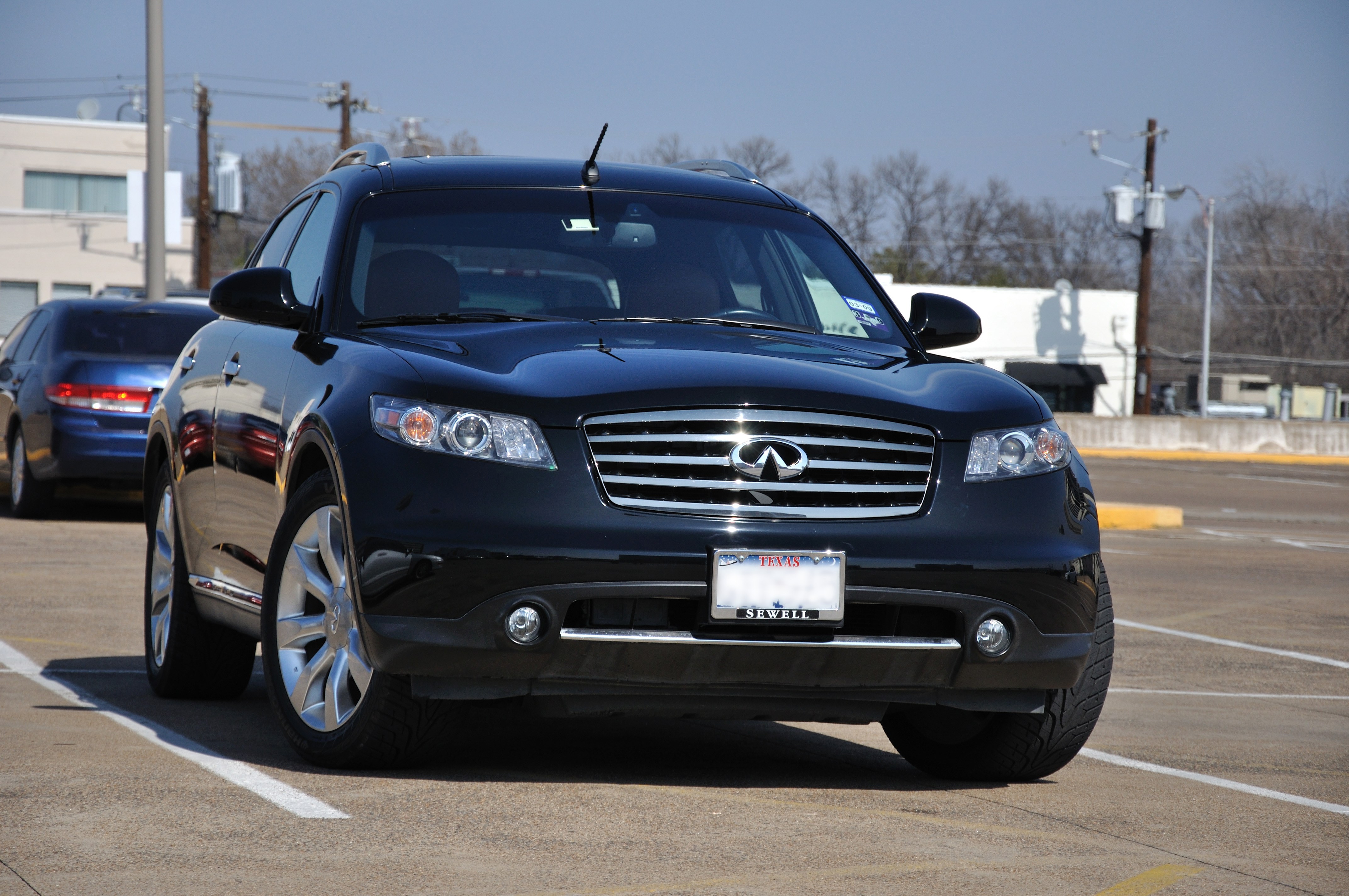 2007 infiniti fx45 information and photos zombiedrive 2007 infiniti fx45 20 infiniti fx45 20 vanachro Choice Image