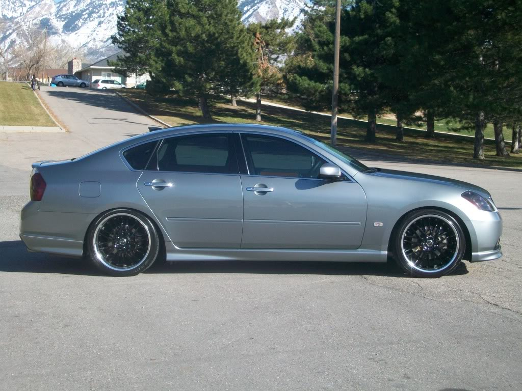 2007 infiniti m35 information and photos zombiedrive 2007 infiniti m35 11 infiniti m35 11 vanachro Choice Image