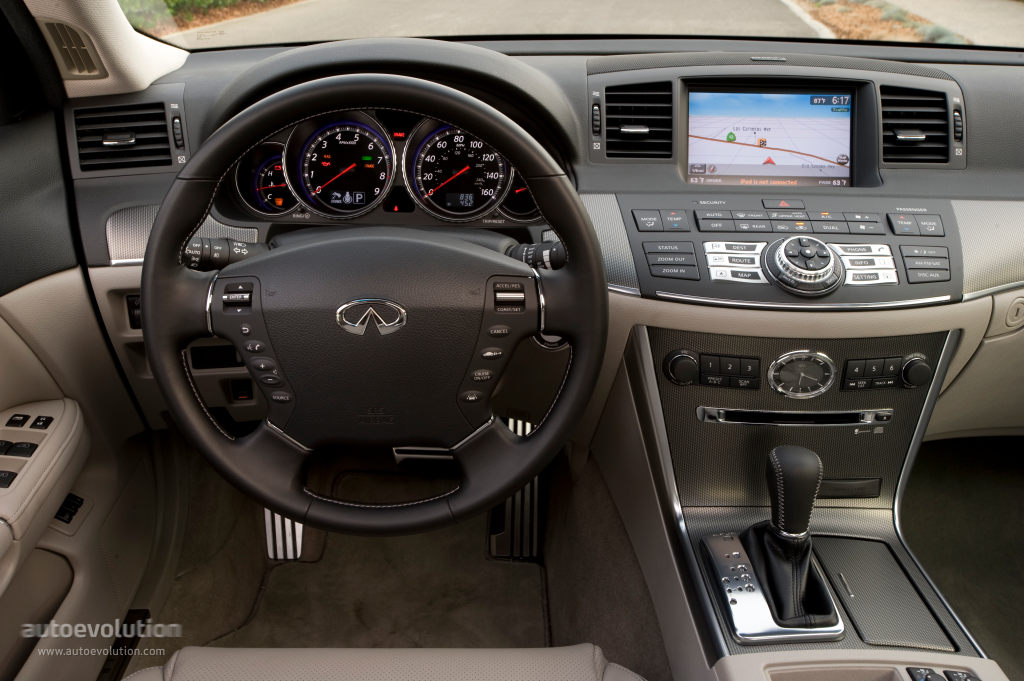 2007 Infiniti M35 Information And Photos Zombiedrive