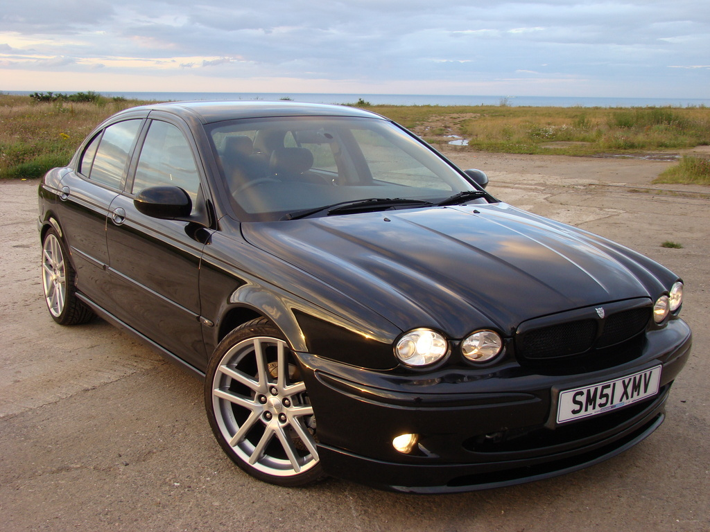 Jaguar X-Type #16