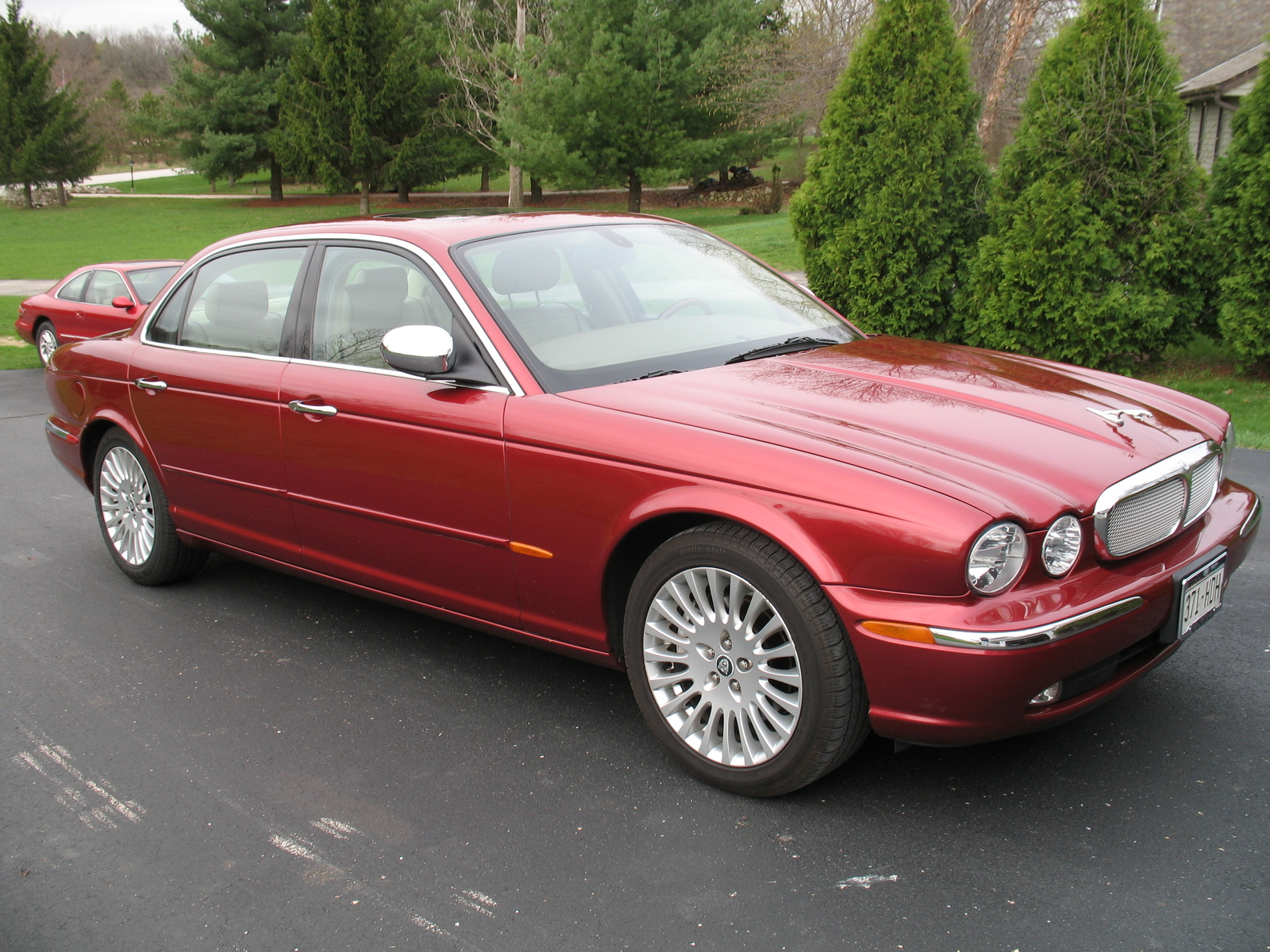 2007 Jaguar XJ Series #17 Jaguar XJ Series #17