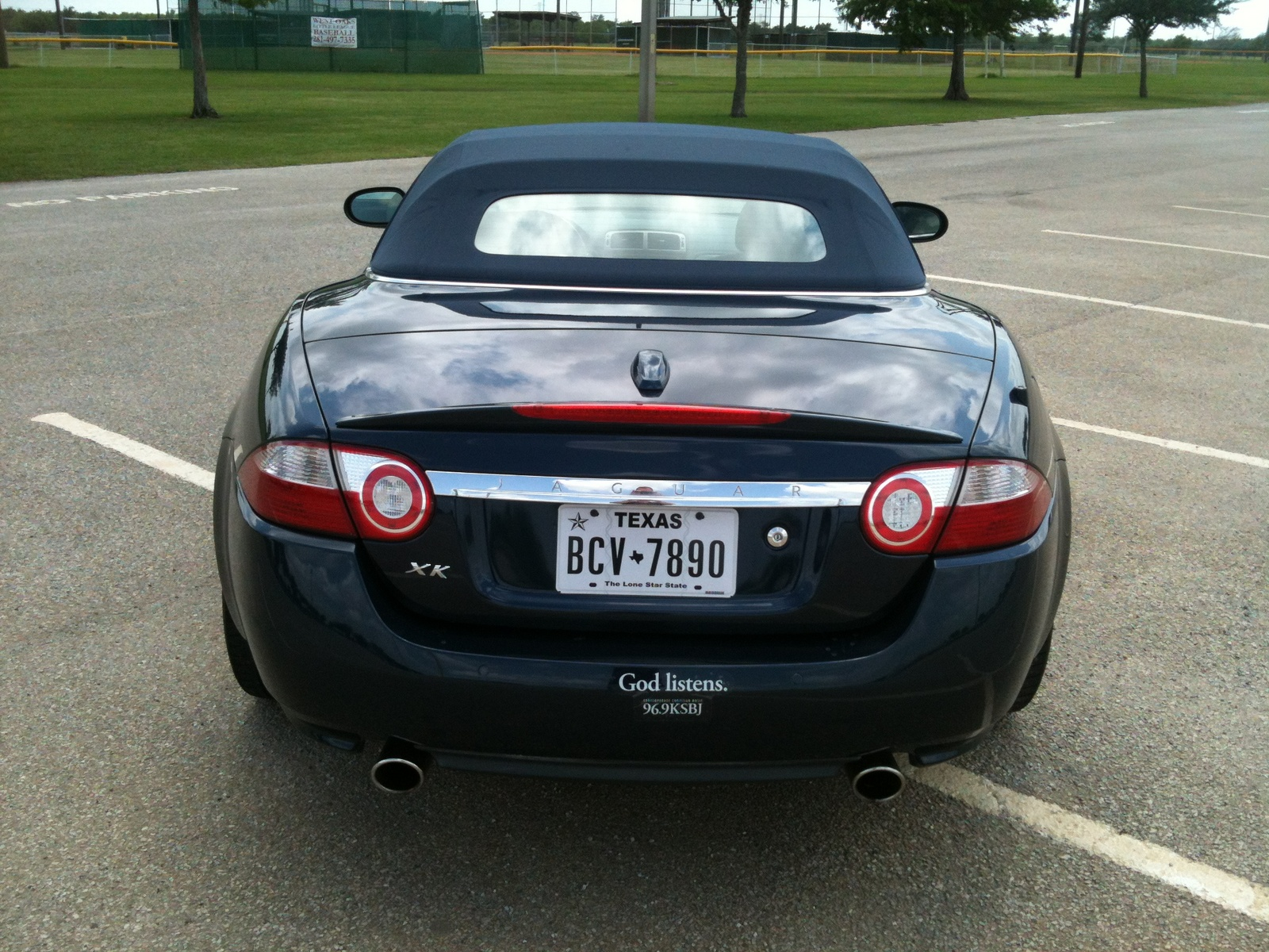 2007 Jaguar XK Series #16 Jaguar XK Series #16