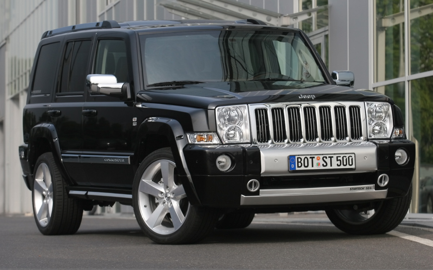 Jeep Commander #16