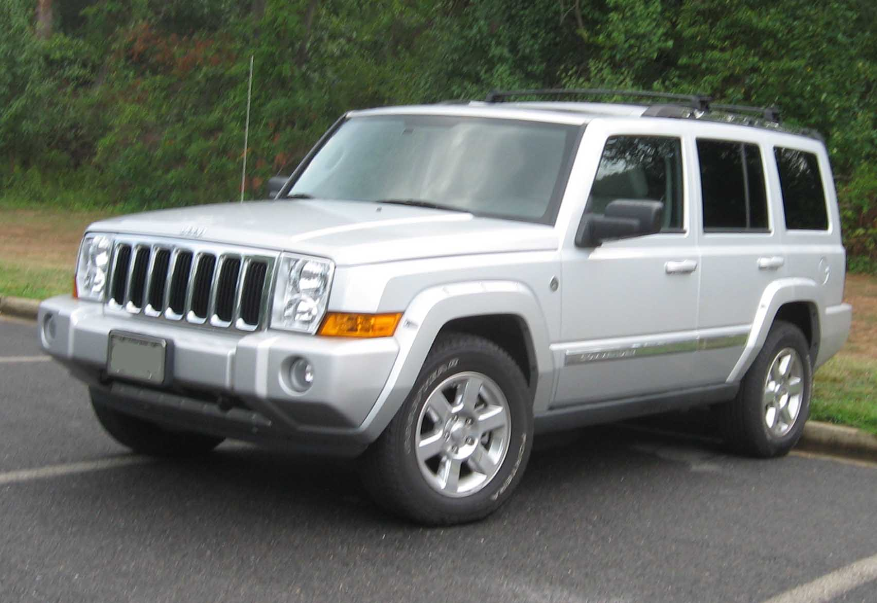 Jeep Commander #17