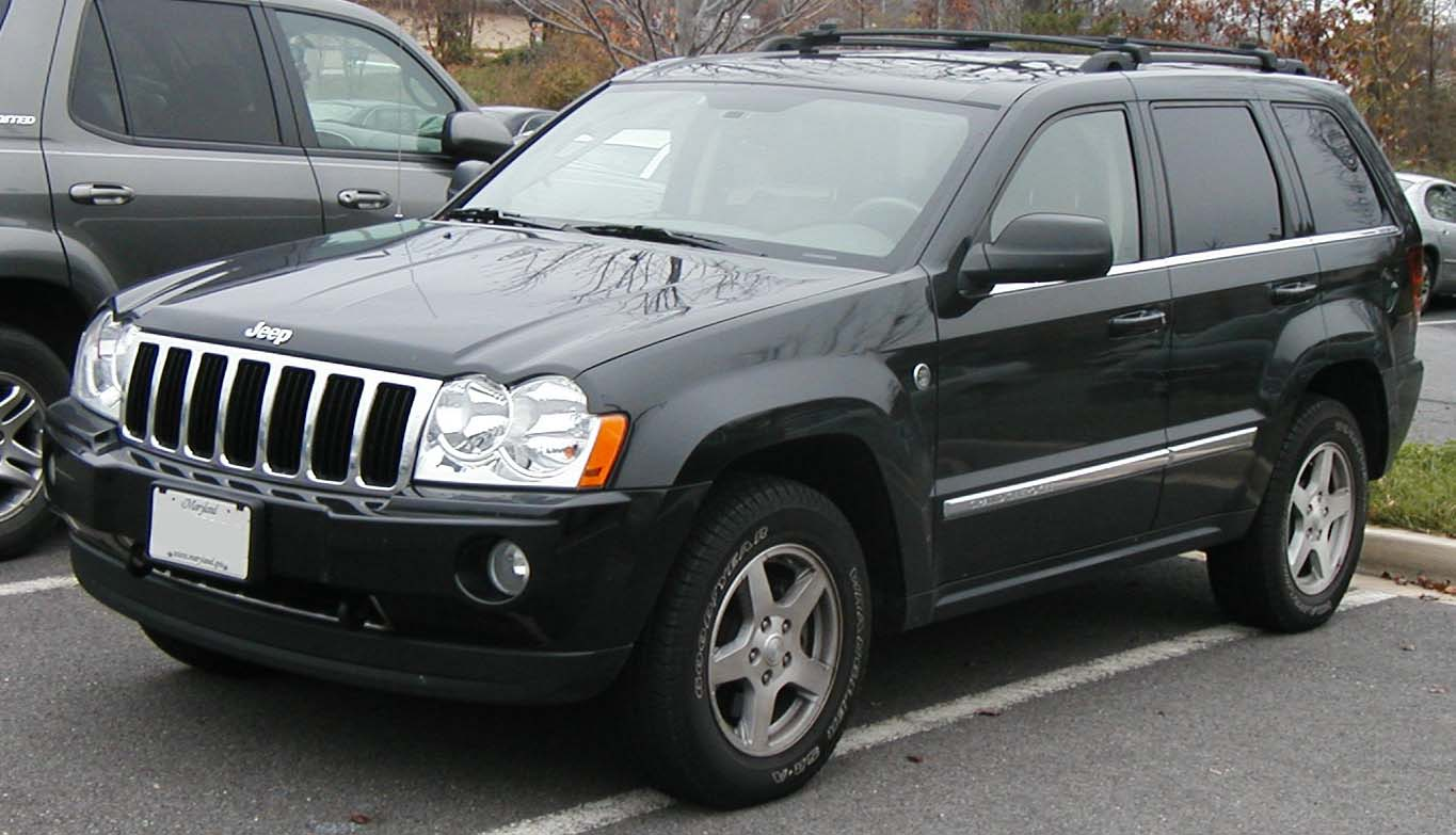 2007 jeep grand cherokee - image #17