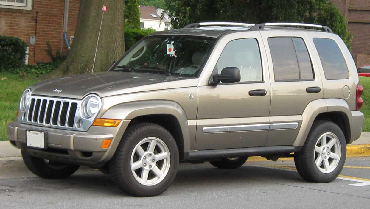 2007 Jeep Liberty Information And Photos Zombiedrive Engine Diagram 20
