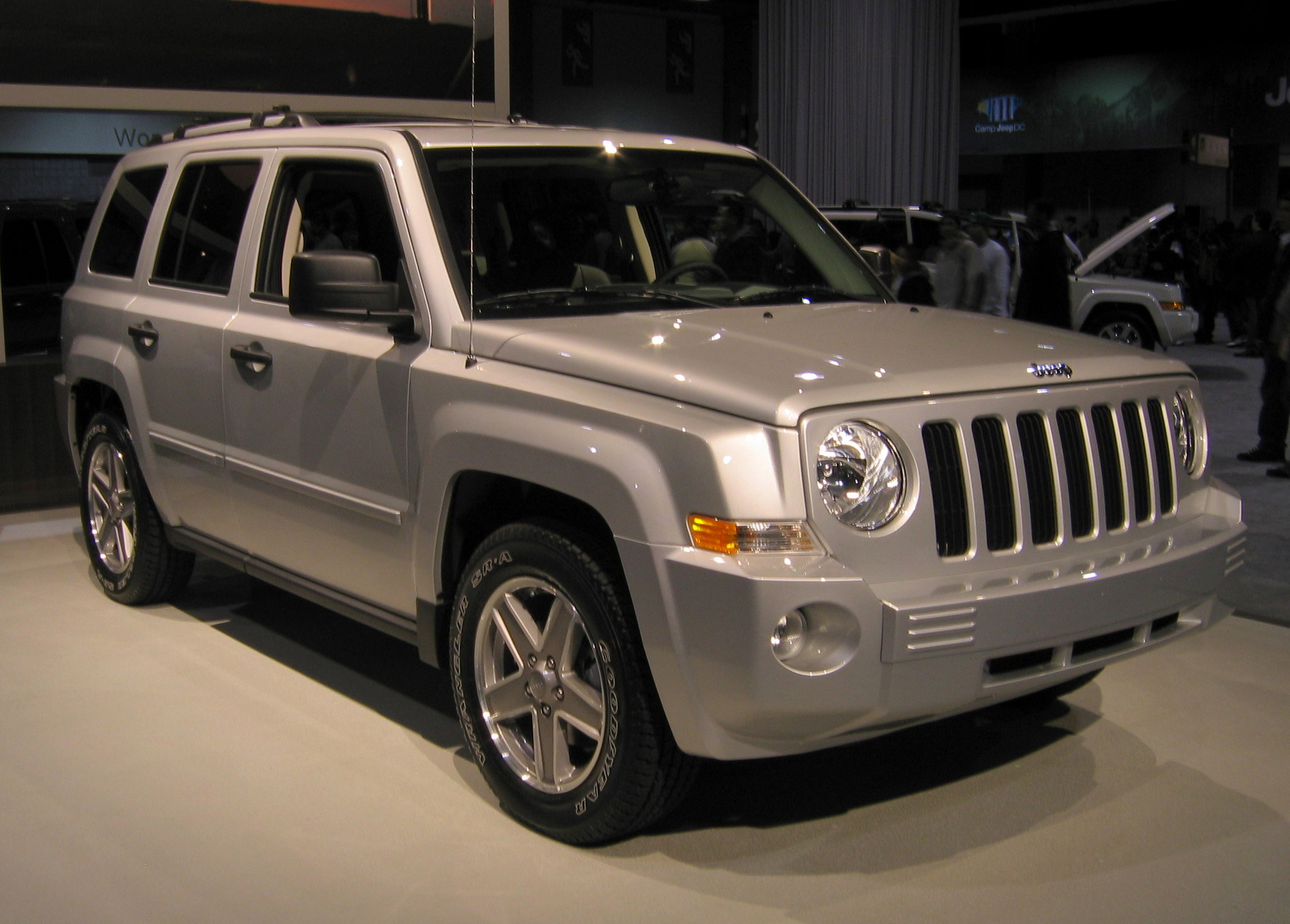 2007 jeep patriot - image #20