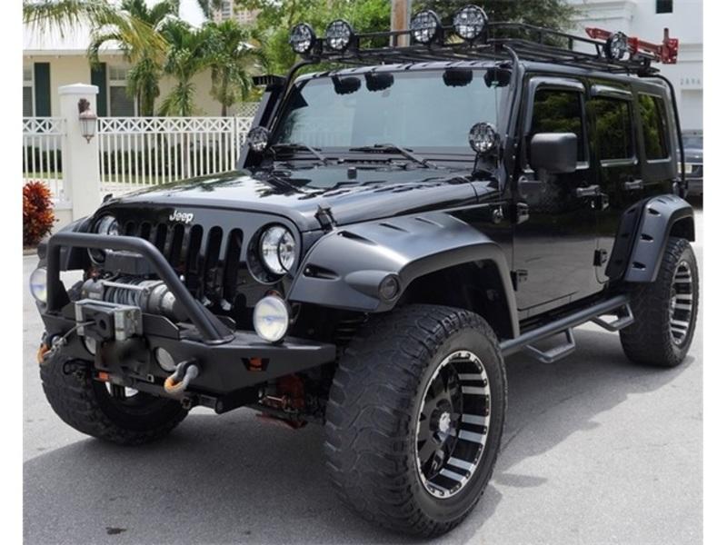 2007 Jeep Wrangler Image 14