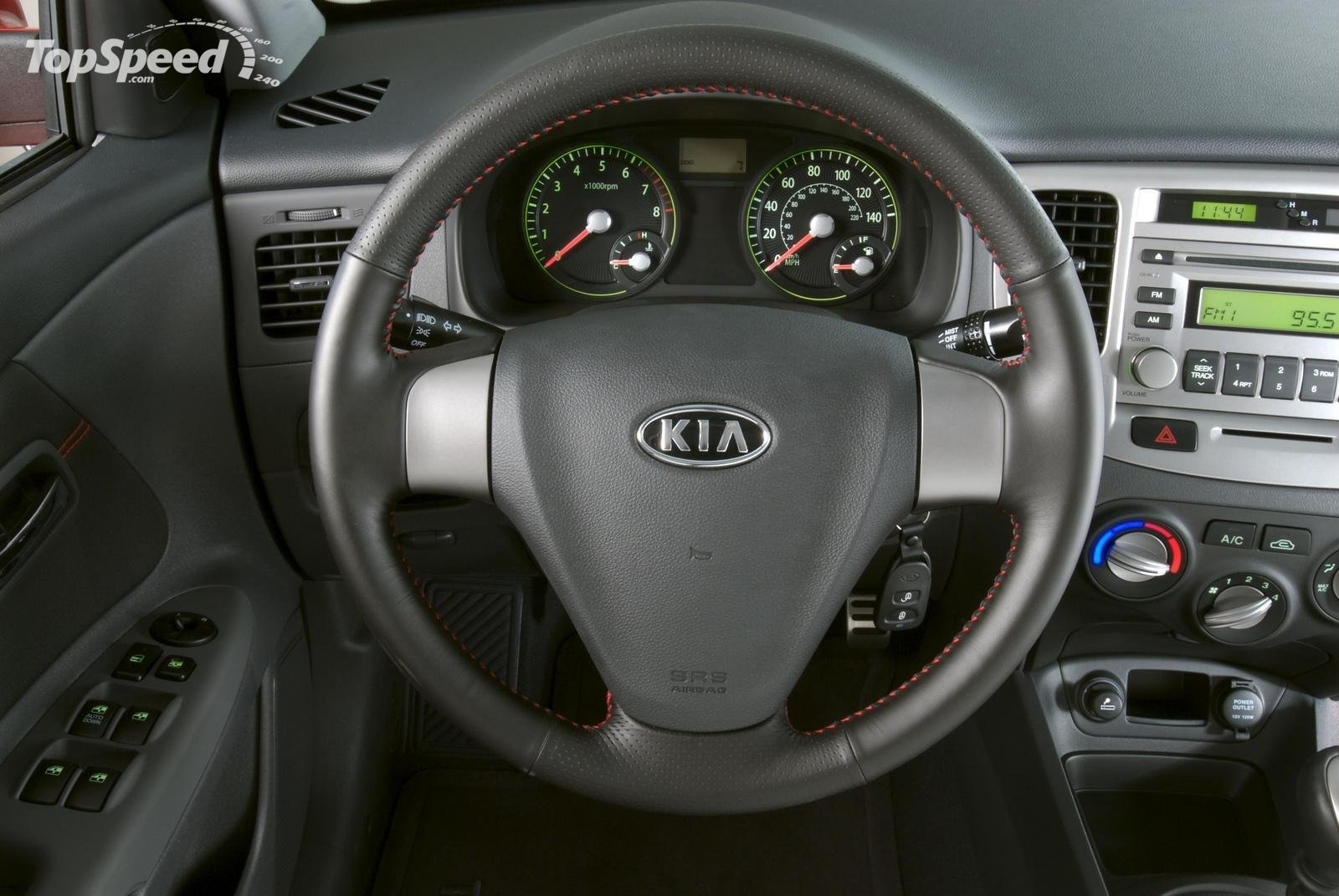 2007 kia rio image 21