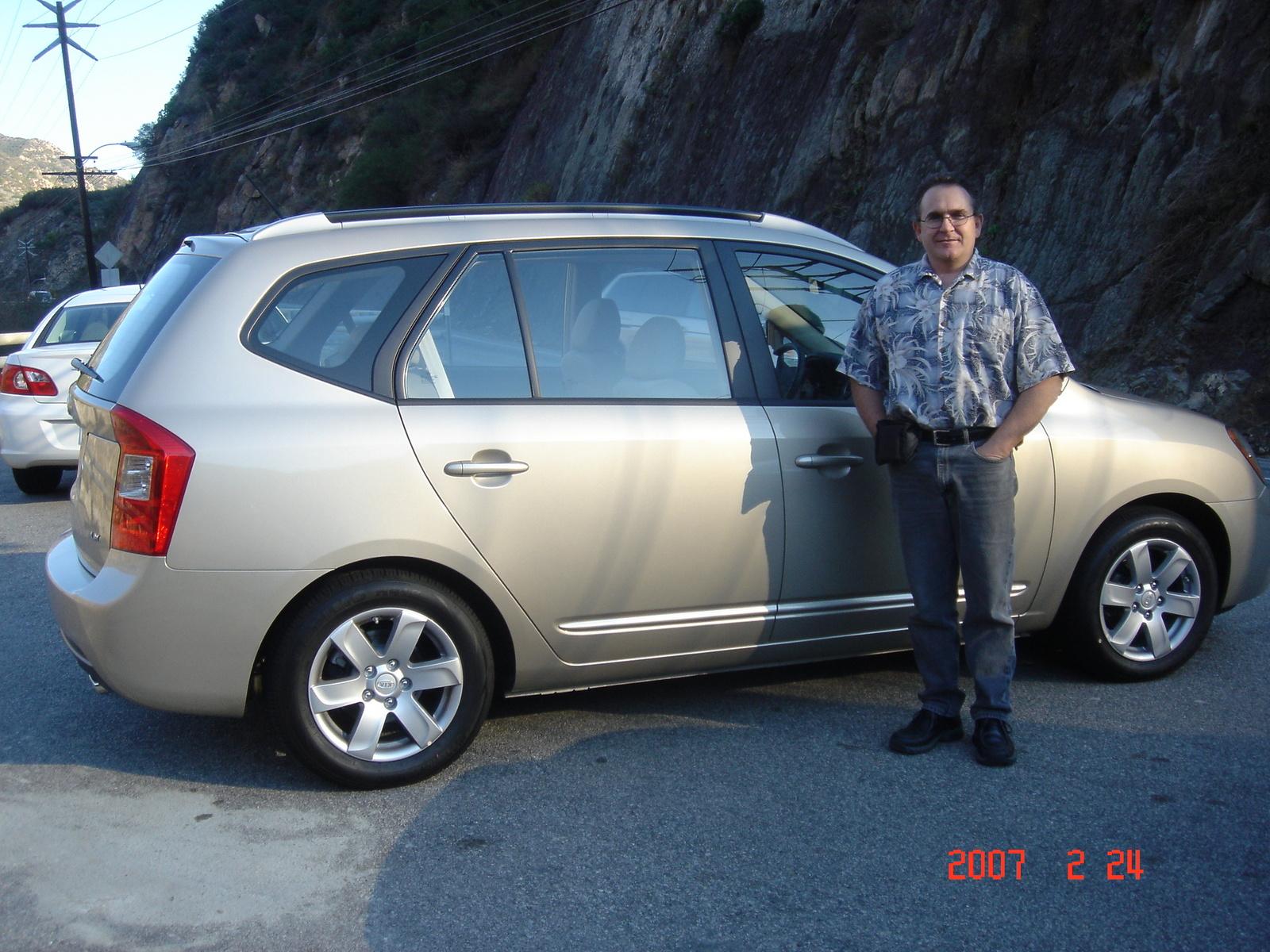 Lovely 2007 Kia Rondo #17 Kia Rondo #17