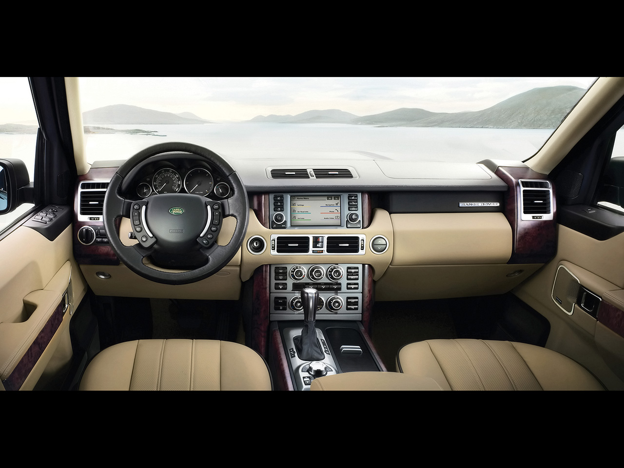 2007 Land Rover Range Rover Image 10