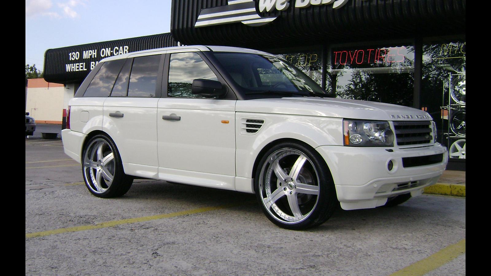 Range Rover Black >> 2007 LAND ROVER RANGE ROVER - Image #12
