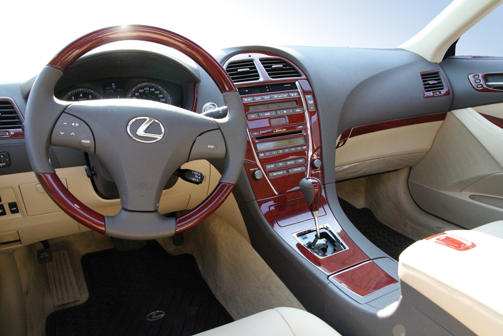 2007 lexus es 350 image 12. Black Bedroom Furniture Sets. Home Design Ideas
