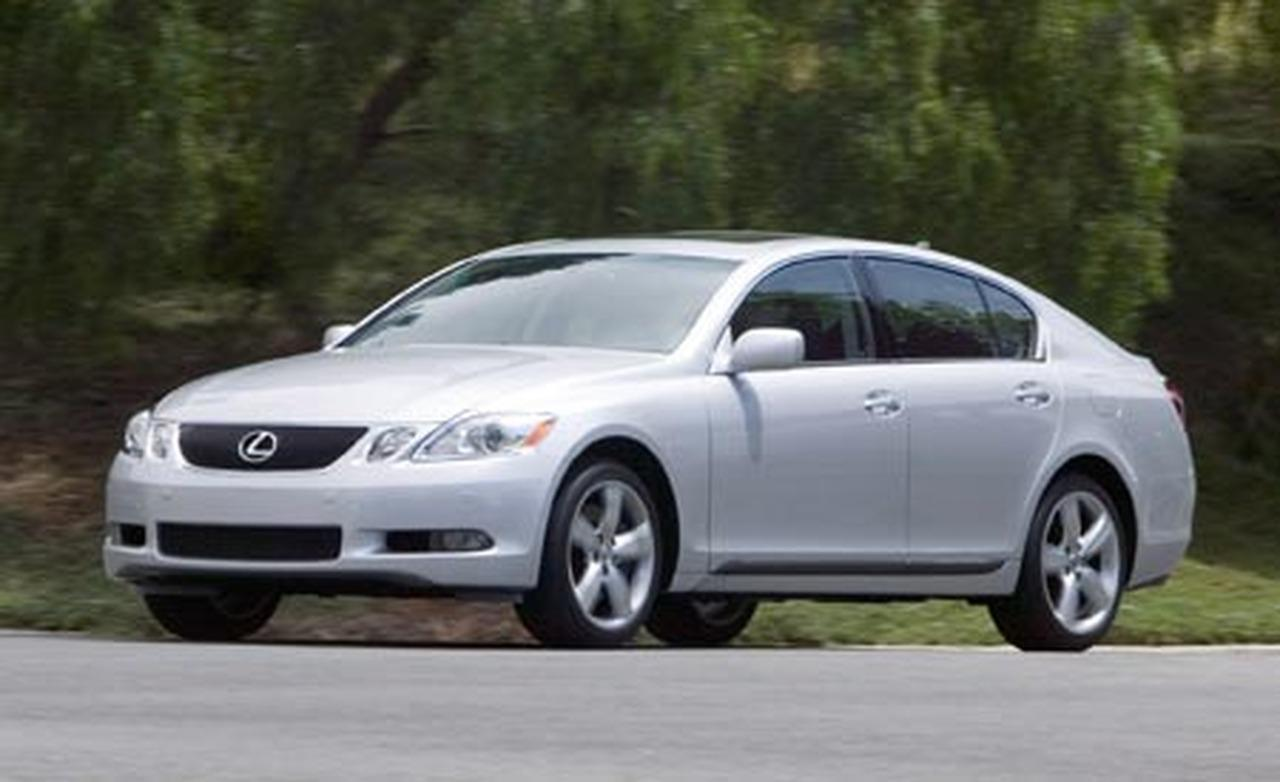 Marvelous 2007 LEXUS GS 350   Image #20