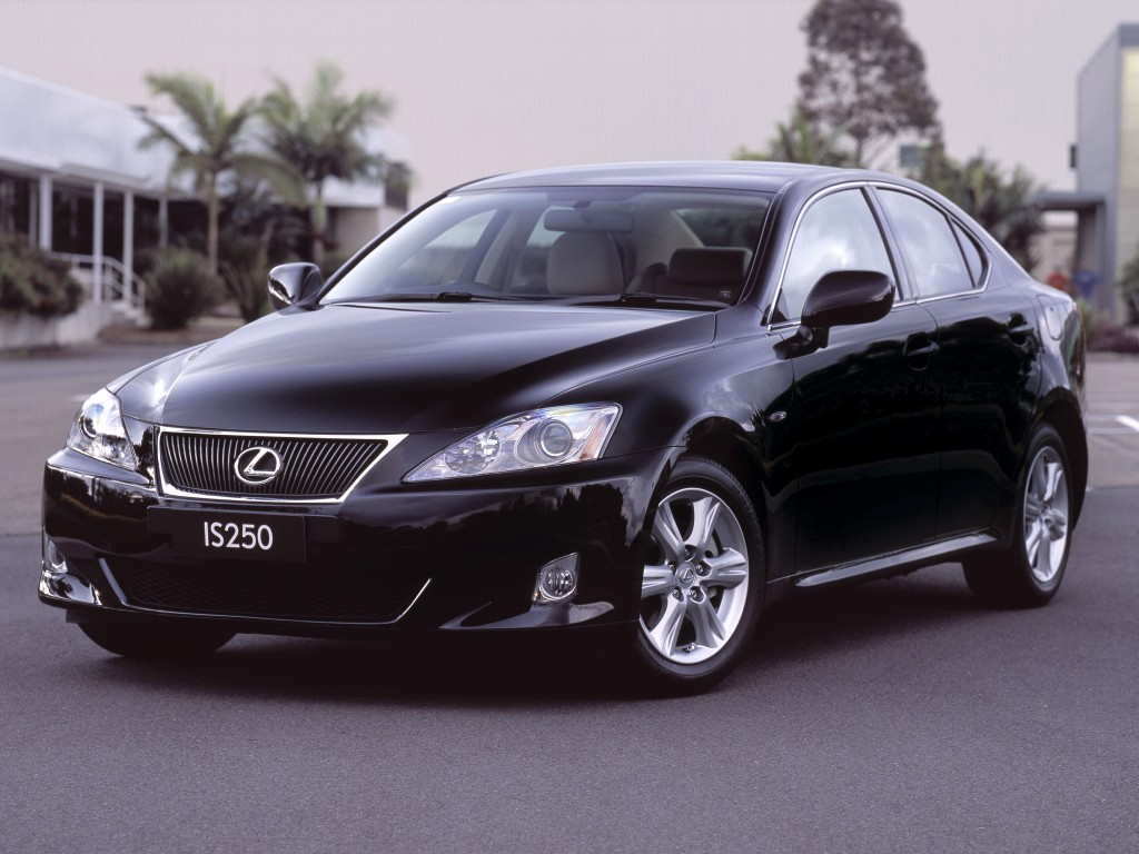 Lexus IS 250 #12