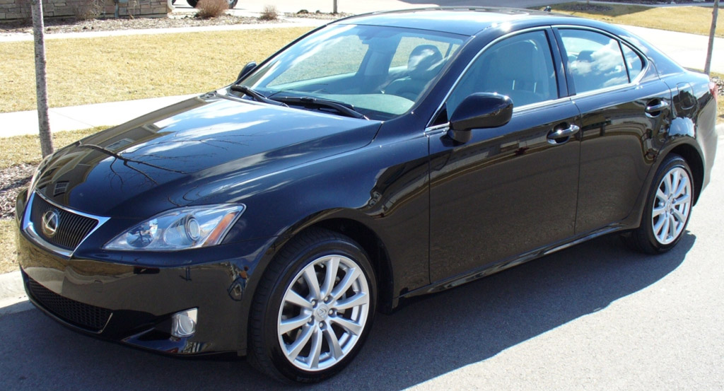 2007 Lexus IS 250 #10 Lexus IS 250 #10