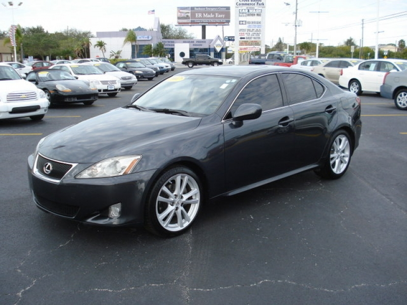 2007 LEXUS IS 250   Image #15