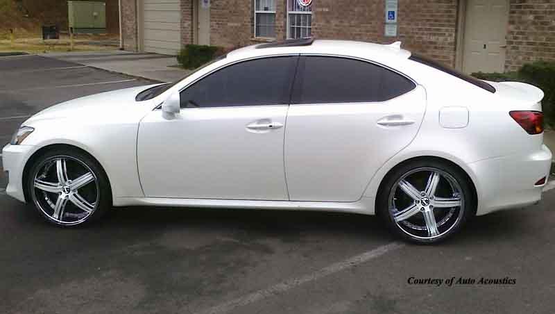 Lexus Is 350 >> 2007 LEXUS IS 350 - Image #11