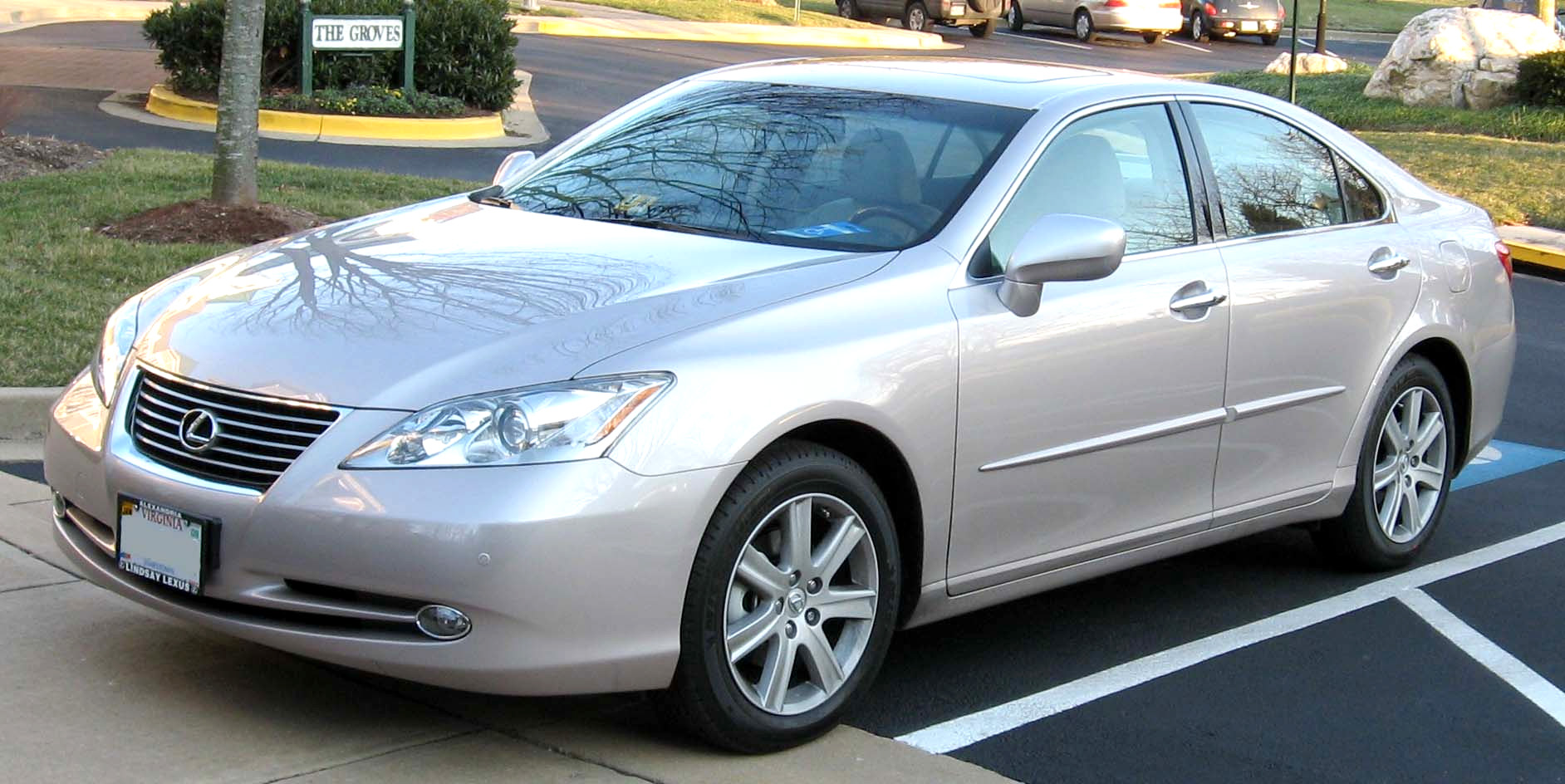 Lexus IS 350 #12
