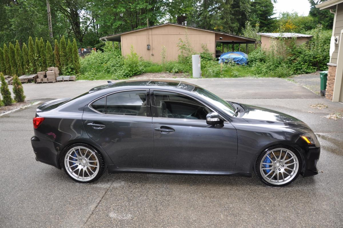 Lexus Is 350 >> 2007 LEXUS IS 350 - Image #18