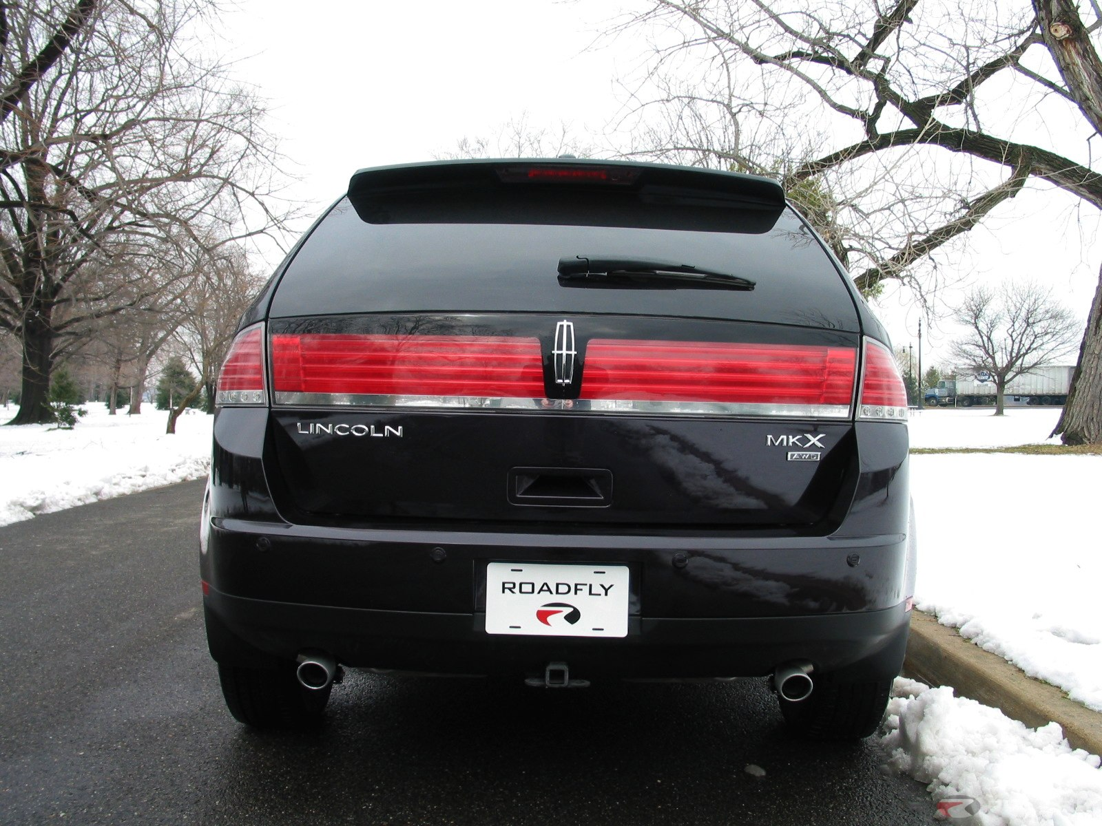 2007 Lincoln Mkx Image 20