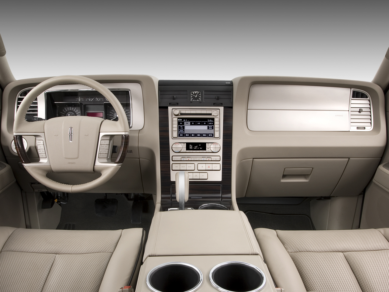 2007 Lincoln Navigator L Image 12