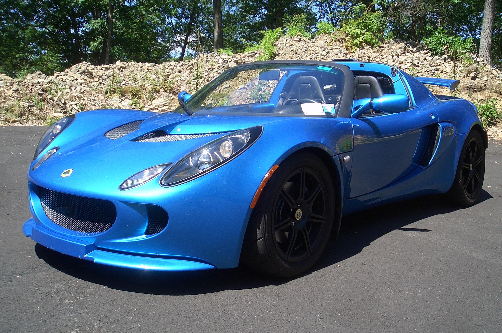 2007-lotus-exige-10 Mesmerizing Lotus Carlton for Sale 2015 Cars Trend