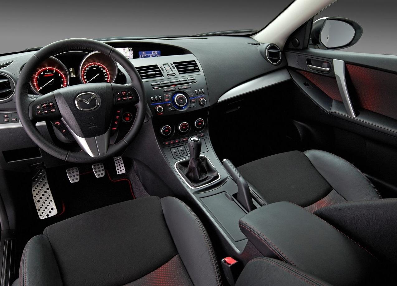 2007 Mazda Mazdaspeed Mazda3 Image 13