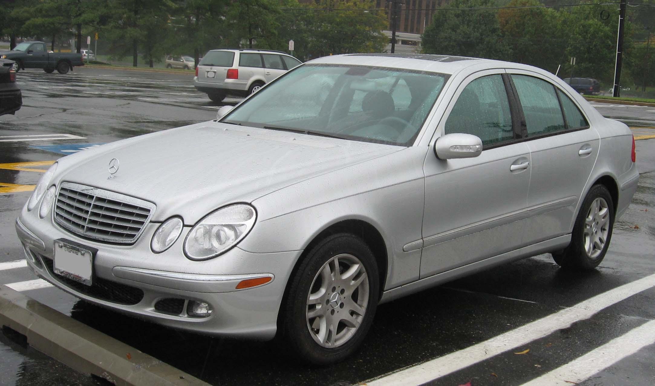 2007 mercedes benz e class image 14 for Mercedes benz 2007 e320