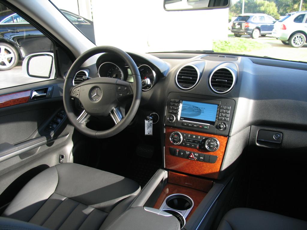 2007 Mercedes Benz M Class Image 17