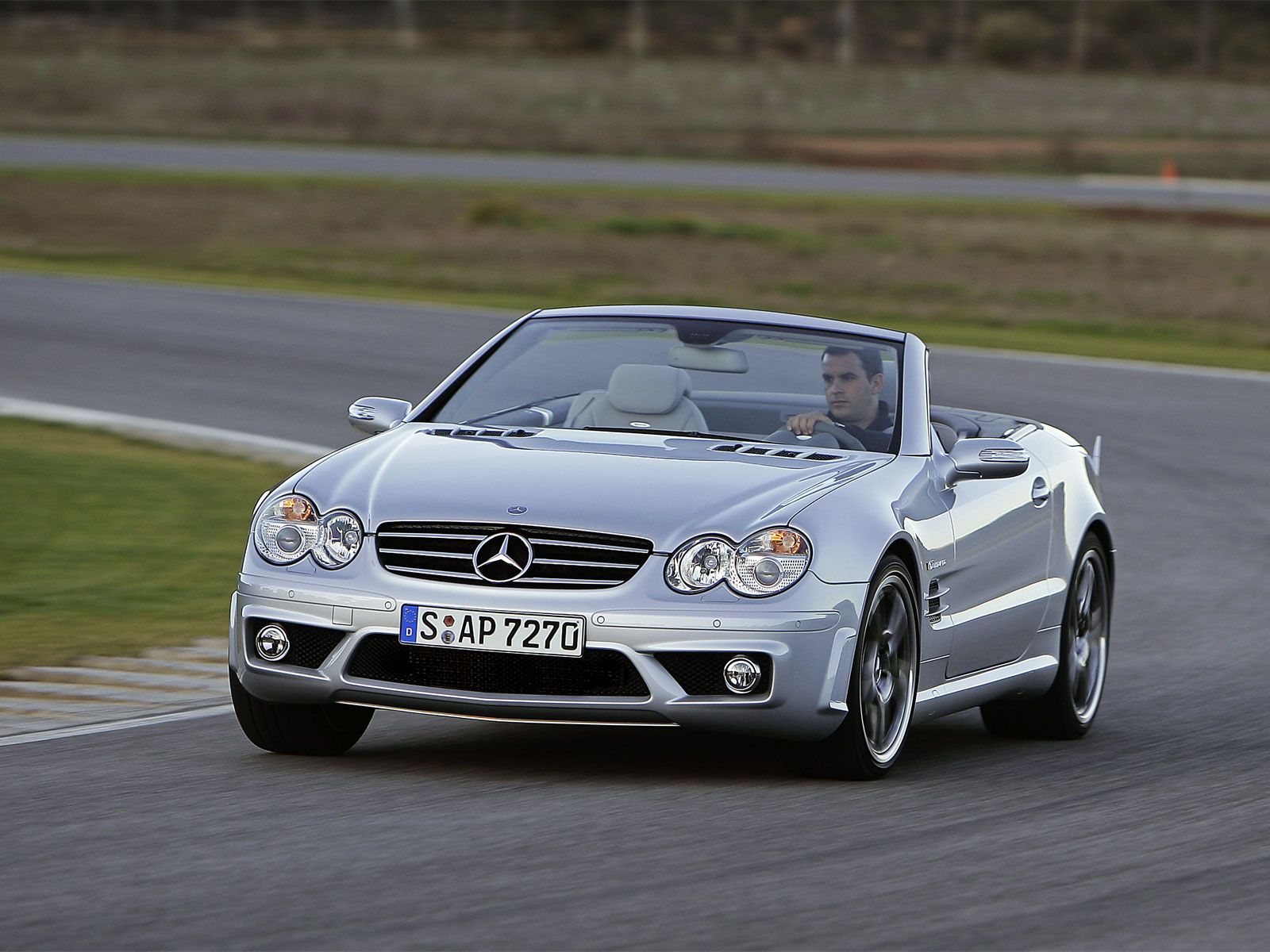 Image gallery 2007 mercedes benz sl65 for Sl65 mercedes benz