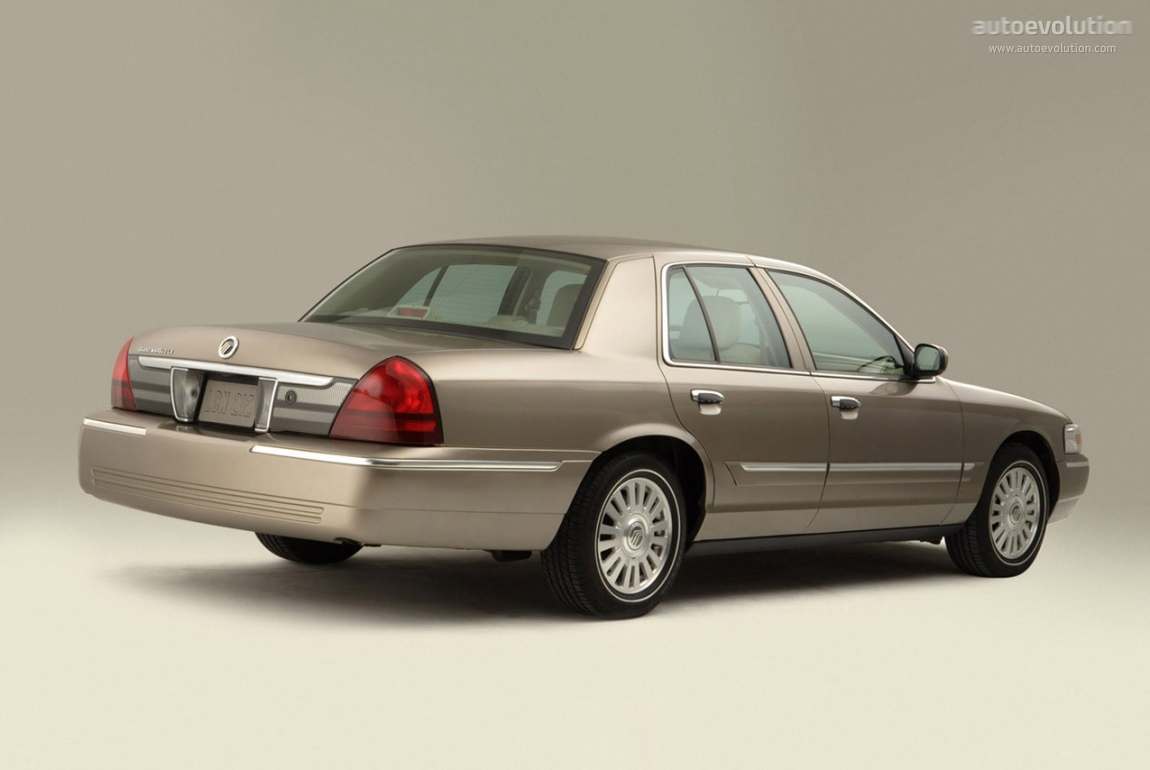 Mercury Grand Marquis #15