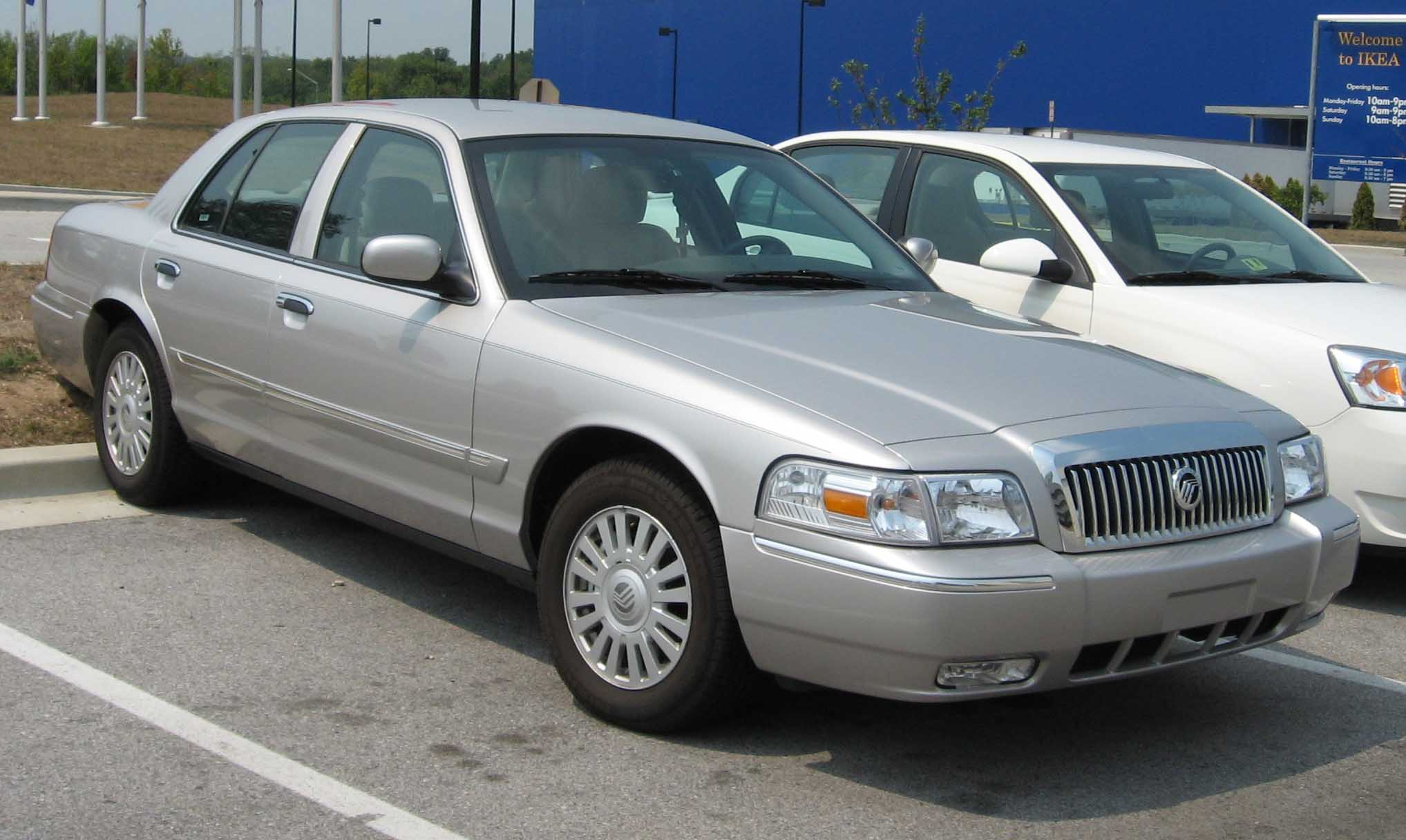 Mercury Grand Marquis #21