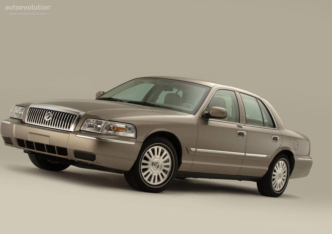 Mercury Grand Marquis #20