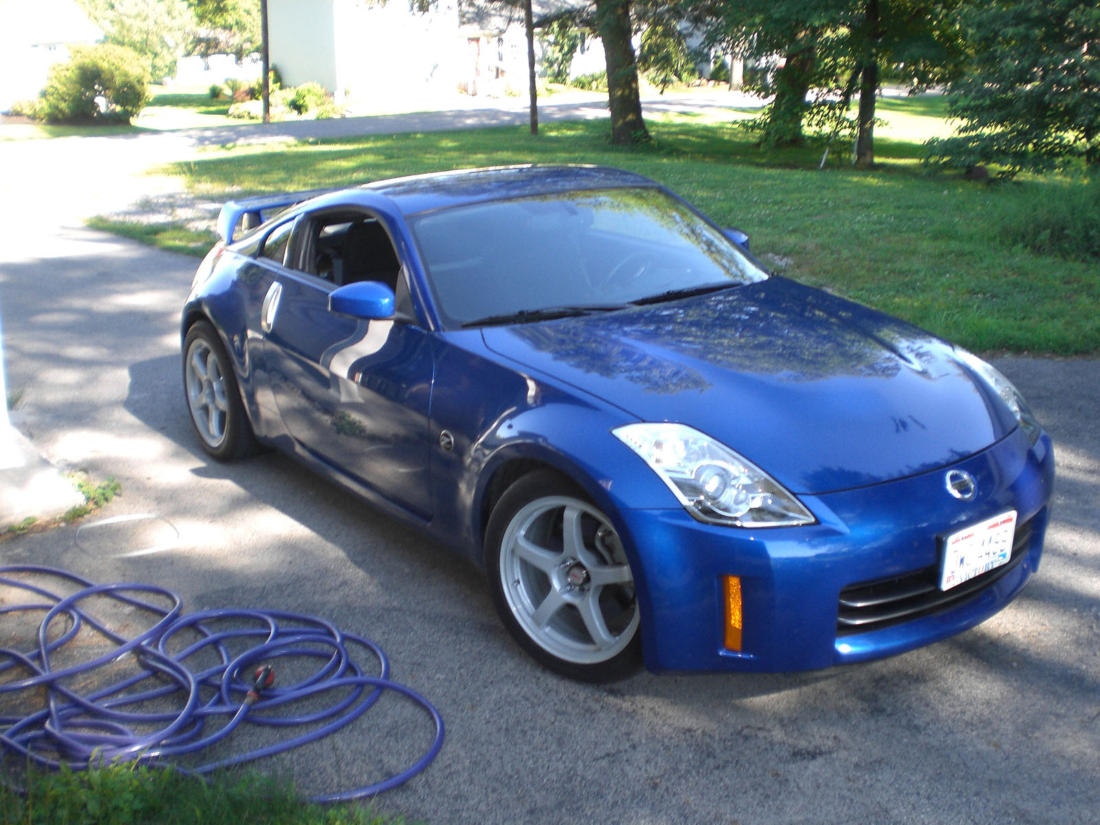 2007 Nissan 350Z - Information and photos - ZombieDrive