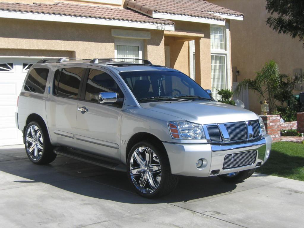 2007 Nissan Armada Image 18