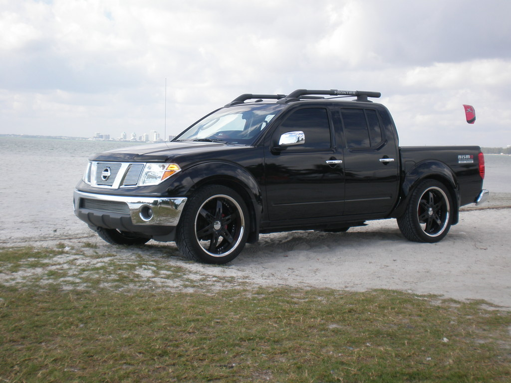 2007 nissan frontier information and photos zombiedrive 2007 nissan frontier 17 nissan frontier 17 vanachro Gallery