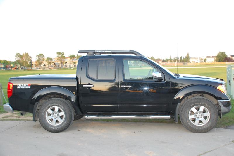 2007 Nissan Frontier 10
