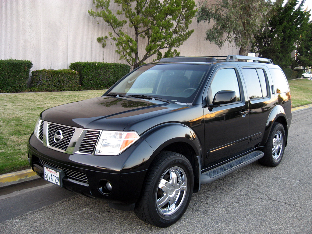 2007 nissan pathfinder information and photos zombiedrive 2007 nissan pathfinder 10 nissan pathfinder 10 vanachro Image collections