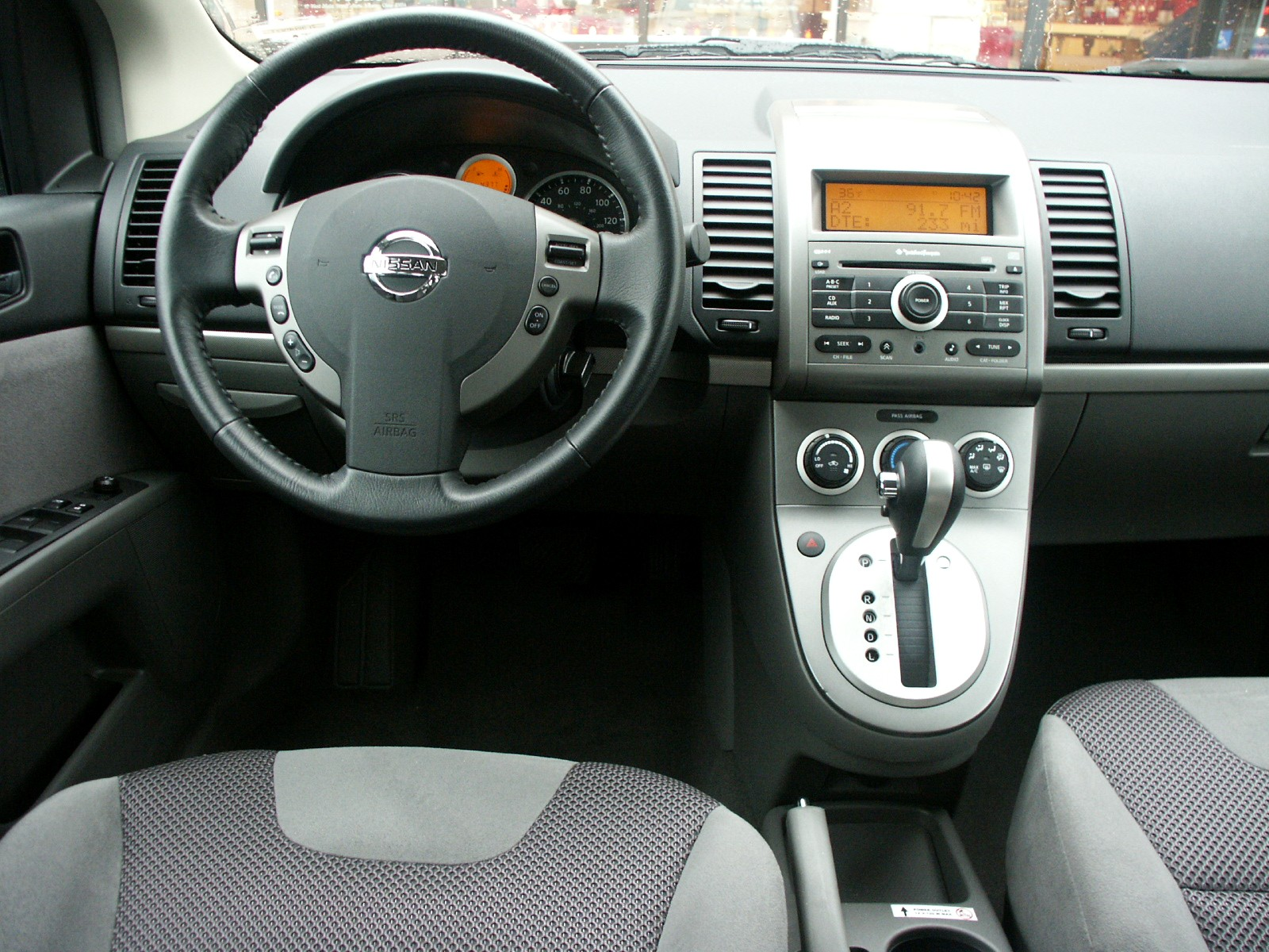 2007 Nissan Sentra - Information and photos - ZombieDrive