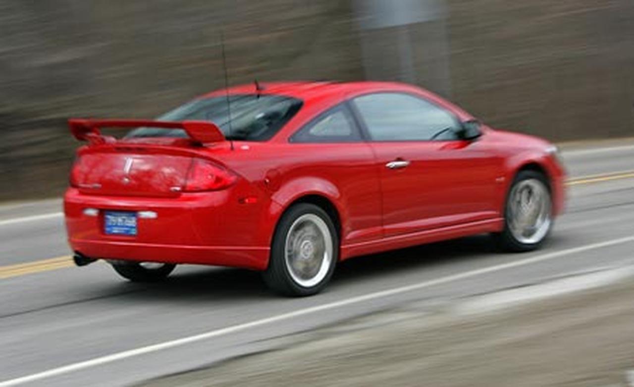 Pontiac G5 Ss Auto Express