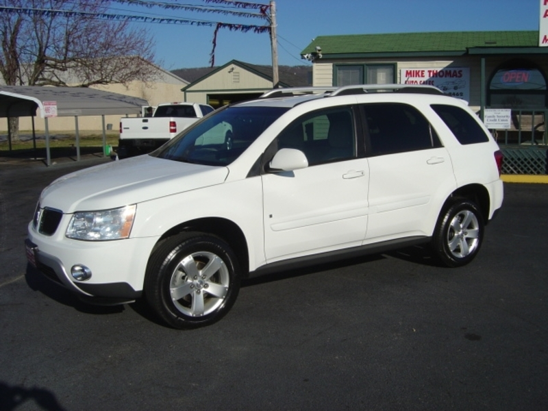 2007 Pontiac Torrent - Information and photos - ZombieDrive