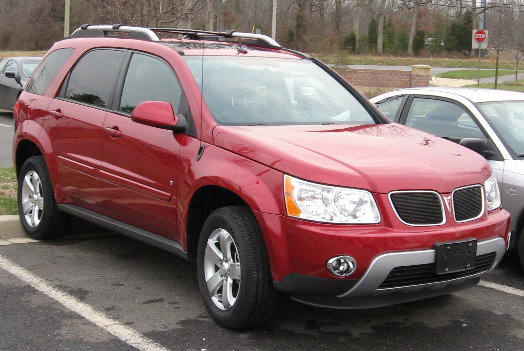 Pontiac Torrent #17